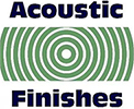 Acoustic Panels, Soundproofing, Sound Blocking Installation Logo